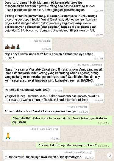 Kajian Ramadan di Medsos, Kenapa Tidak?