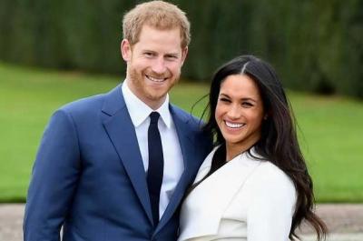 Menonton Siaran Langsung Pernikahan Pangeran Harry