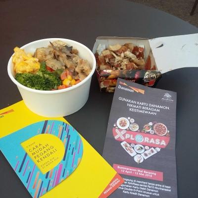 Kulineran Nikmat di XploRasa dengan Kenyamanan Fasilitas D-Bank