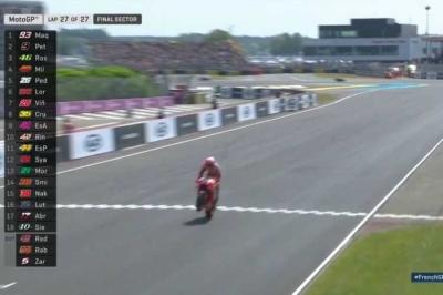 Hasil MotoGP Perancis, Marquez Cetak