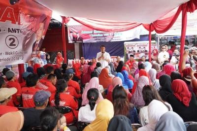 Kang Hasan Jamin Realisasi 1 Triliun untuk Pesantren Jawa Barat