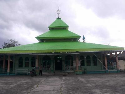 Masjid An Nur Sungailiat, Peninggalan Pak Harto yang Terus Berbenah