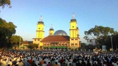 Masjid Favorit di Garut