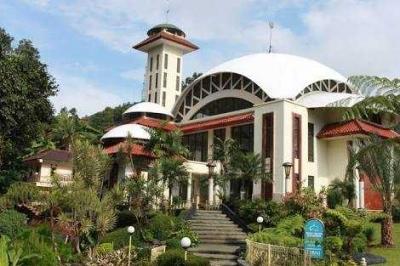 Mesjid Atta'awun, Masjid Indah dan Asri