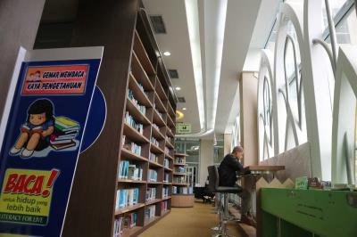 Jabal Arafah Batam, Masjid dengan Beribu Buku