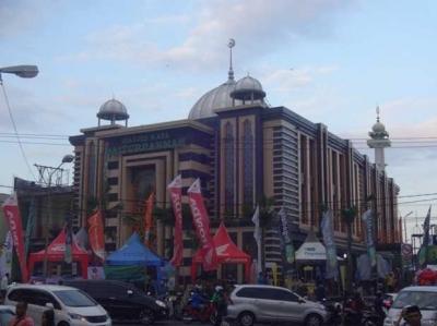 Jelajah Indahnya Masjid Raya Baiturrahmah Kampung Jawa Denpasar