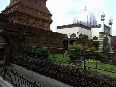 Masjid Al- Aqsho Menara Kudus, Simbol Keberagaman Peninggalan Sunan Kudus