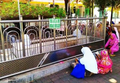 Jelajahi Masjid Ampel Kagum dengan Mo Limo dan Kisah Unik Mbah Soleh