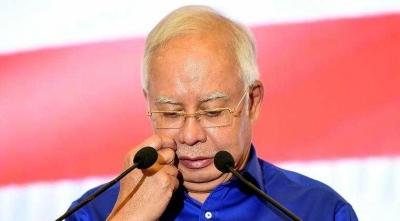 Nasib Najib Razak Kian Melesak