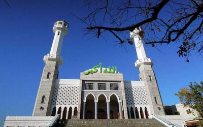 Lima Masjid Mewah Ini ada di Negara