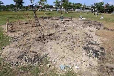 Jenazah Para Teroris Tak Bisa Memilih Tanah Makamnya