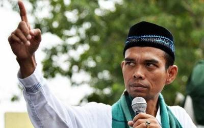 Mengapa Nama Ustad Abdul Somad Tak Masuk Daftar 200 Mubaligh, Begini Tanggapan Saya