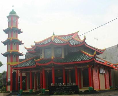 Al Mahdi, Masjid dengan Arsitektur China ke 2 di Jawa Tengah