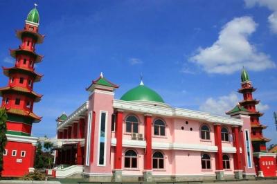Masjid Mualaf Tionghoa Palembang