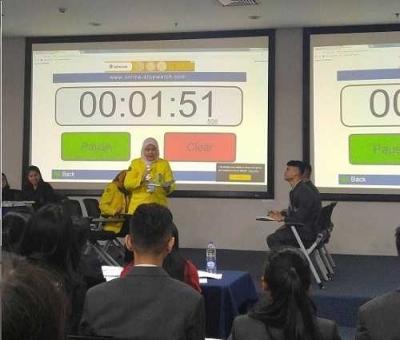 Lomba Debat oleh FoN UPH untuk Pahami Pentingnya Isu-isu Masa Kini