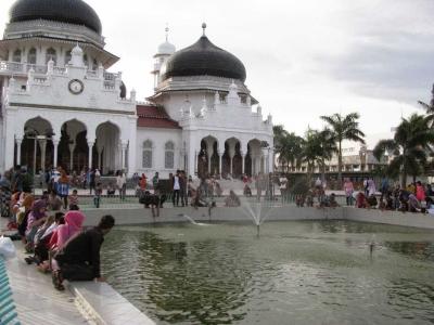 Jangan Bicara Aceh jika Belum Singgahi Masjid Raya Baiturrahman