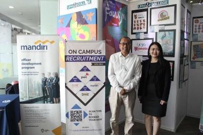 """Bank Mandiri On Campus Recruitment"" di UPH"