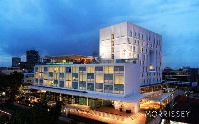 Morrissey Hotel, Tempat Bermanja di Ibu Kota