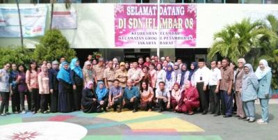 Rakor Kurikulum 2013 Dihadiri Kasudin Pendidikan Wilayah II Jakarta Barat