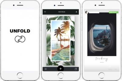 Manfaat Menggunakan Unfold Pada Insta Story Instagram