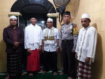Malam Ke-8 Ramadhan 1439 H, Lurah Glodok Lukman Wahid Tarling di Musholla Al Muhajirin
