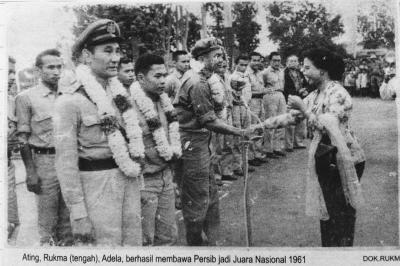 Bandung 1961 | Tekuk Persija, Persib Juara PSSI