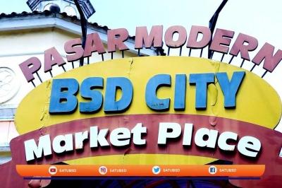 Jarak Bukan Hambatan, dari Jayapura ke BSD City buat Pengelolaan Pasar Tradisional