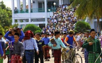 Marosim, Tradisi Penjaga Disiplin Waktu PM Gontor