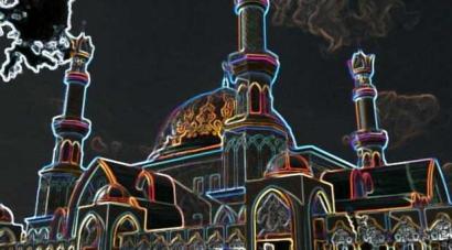 Berkahnya Ngabuburit di Masjid Hubbul Wathan Mataram