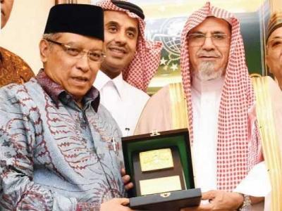 Mengekspor Islam Moderat