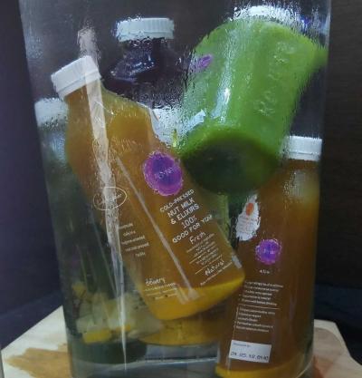 Berbuka Puasa dengan Kesegaran Minuman Jus Alami