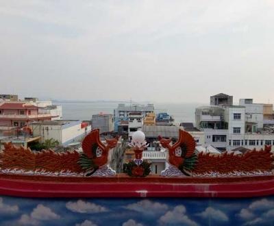 Perayaan Ulang Tahun Dewa Kelenteng di Tanjung Balai Karimun
