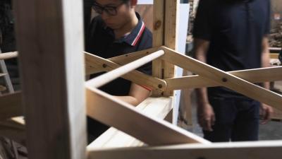Furnitur Fleksibel sebagai Pilihan Pengolahan Ruang Komunitas dengan Lahan Terbatas