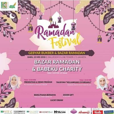 Ramadan Cantik, Sehat, Sukses Bersama Ladies Beauty Club