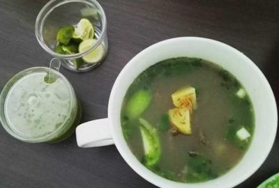 Praktis dan Kaya Manfaat, Sup Daging Jadi Andalan Saat Sahur