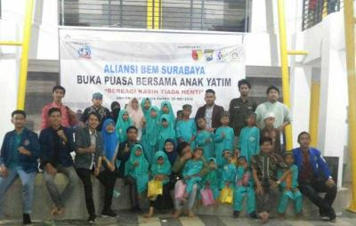 Aliensi BEM Surabaya Tepis Sikap Toleransi