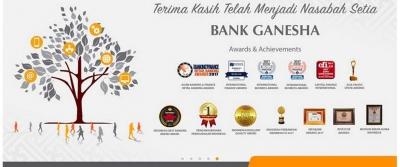 Bank Ganesha, Bank Lokal Indonesia Rasa Internasional