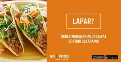 Go-Food Sahabat Lapar dan Acuan Bisnis bagi Mahasiswa