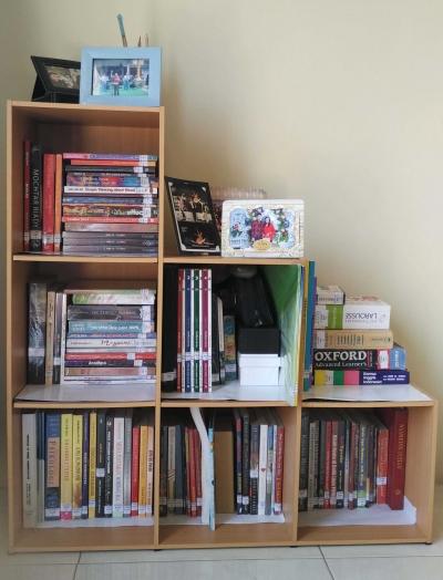 Mau Membuat Perpustakaan Sendiri di Rumah? Gampang Kok!