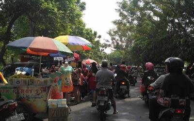 Pasar Kaget Ramadan yang