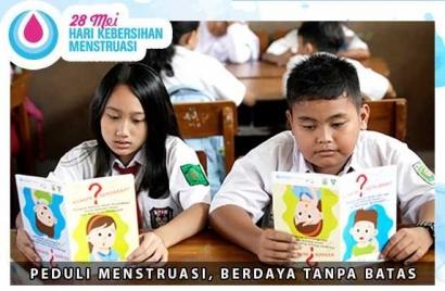 Tahu Nggak? 28 Mei Hari Kebersihan Menstruasi!