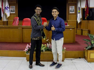 PERHUMAS Muda Yogyakarta Ganti Nakhoda 2018-2019