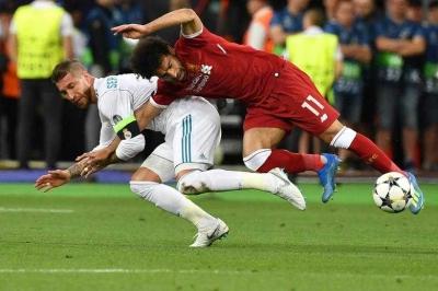 Soal Penyebab Cedera Mohamed Salah