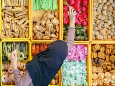 7 Alasan Mengapa Pasar Dadakan Jadi Favorit Saat Ramadhan