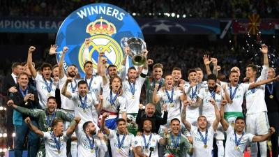 """""""La Decimotercera"""" Real Madrid dan Dominasi Spanyol"""