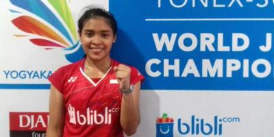 Piala Uber, Legenda Indonesia Bicara tentang Gregoria Mariska
