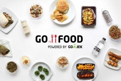 Go-Food, Seperti Rumah Kuliner dengan Variasi Rasa