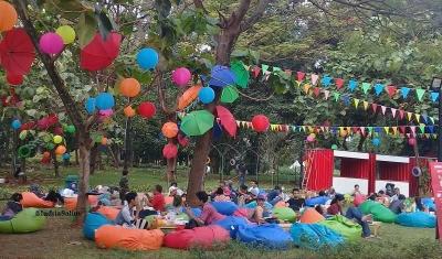 GO-FOOD Festival, Seni Wiskul Nuansa Unik