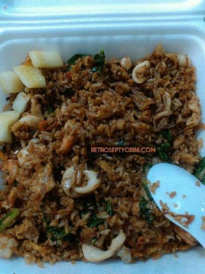 Go-Food dan Nasi Goreng Terenak di Dunia