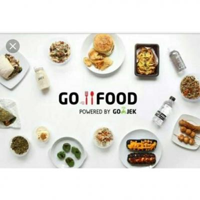 """Tak Ada Kata """"di Luar Jangkauan Area"""" dengan Go  Food"""
